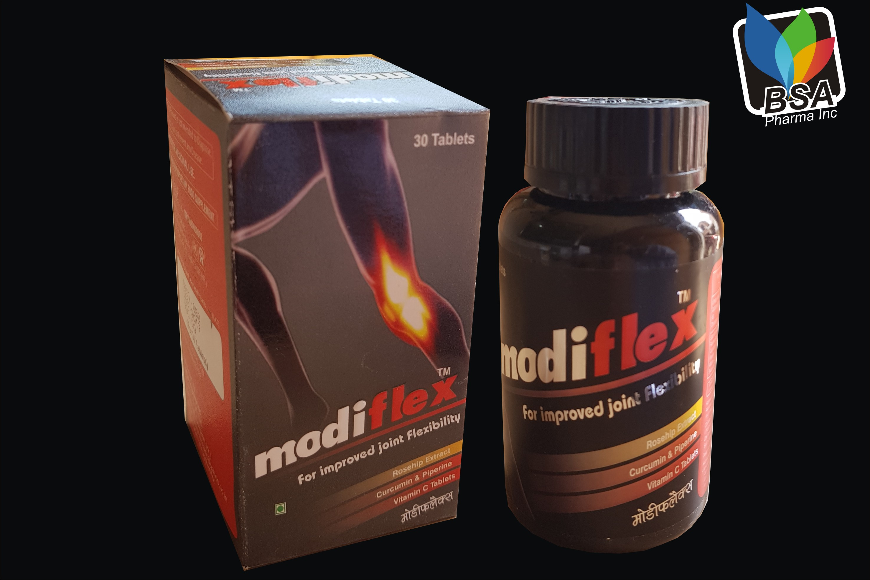 MODIFLEX bottle