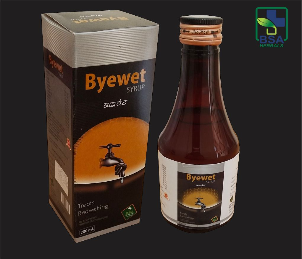Herbal Bedwetting Syrup