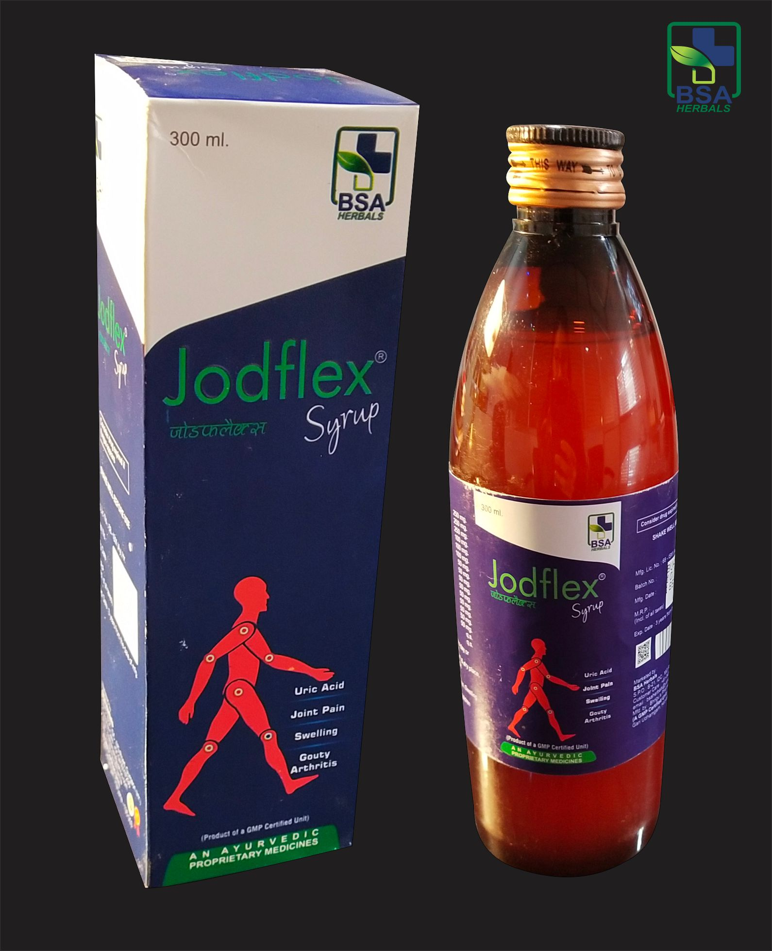Herbal Joints Pain Syrup