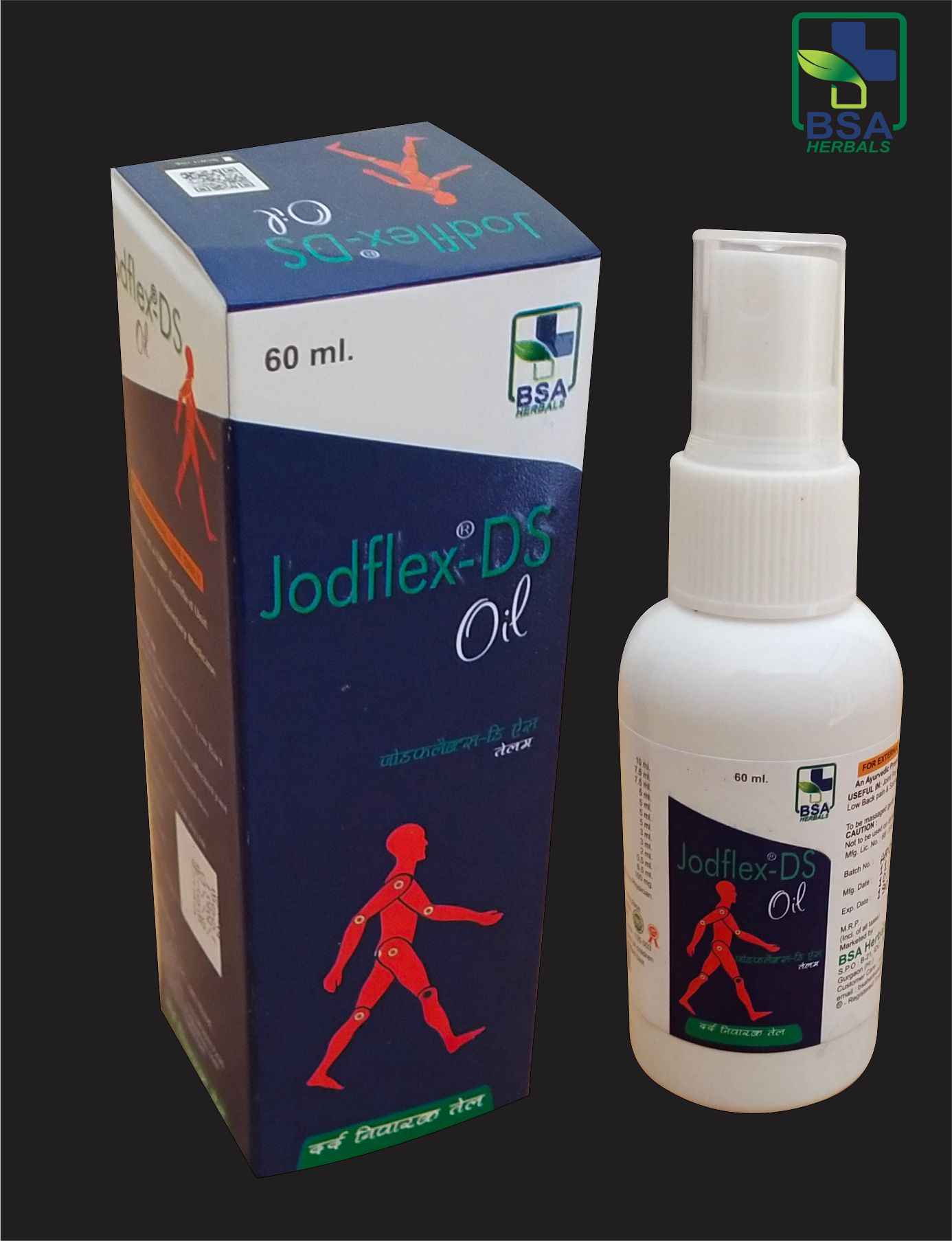 Herbal joints Pain Relief Spray